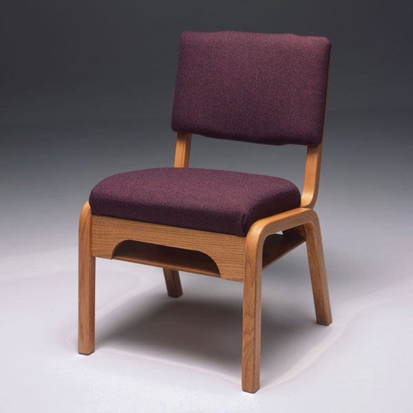 This Chair Offers Comfort And Support With Practical Style. Available With  An Underseat Bookrack And Interlocking Device, ...